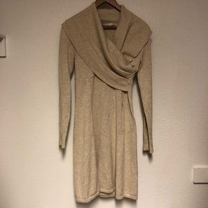 Athleta Sochi light beige dress - EUC